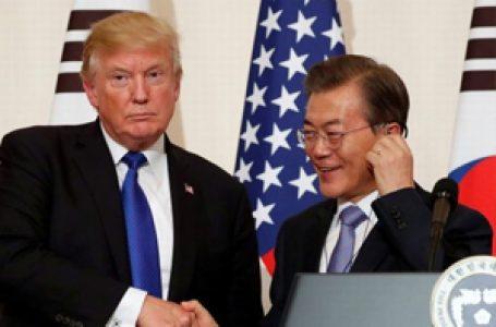 米国政府が韓国の楽観的な報道を否定してしまう! 「まだ交渉は終わっていない。分担金をもっと多く出せ」 どうすんのこれ…
