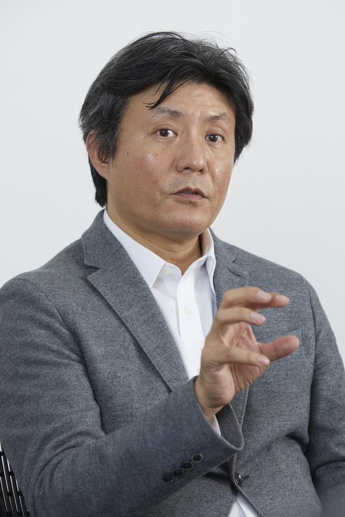 リコーヘルスケア事業本部バイオメディカル研究室長兼創薬事業室長の細谷俊彦氏