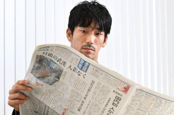 「新聞は体験型エンタメだ」 EXILE小林直己さんの新聞活用術