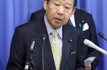 自民・二階氏 党大会開催は21日に「方向性出す」