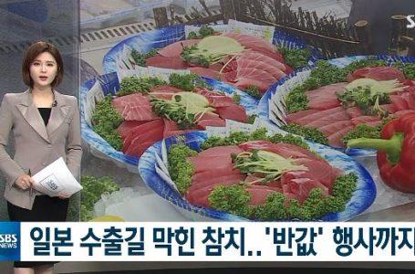 韓国コロナで日本へのマグロ輸出も閉ざされる! トラック運転手が感染疑い! 韓国の漁業が大打撃でパニック状態!