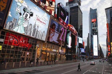 閑散…外出規制広がる米国、観光客の姿も消え