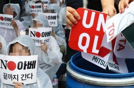 韓国人「日本が韓国を「ホワイト国」から除外してから1年‥韓国人の日本製品ボイコットにより、ビール88%、自動車は売上が半減!」 韓国の反応