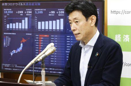 西村担当相「宣言再発出の状況ではない」 東京の感染増