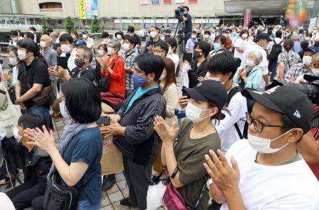 新人は主要駅前で最後の訴え、小池氏は公務…都知事選、選挙戦最終日
