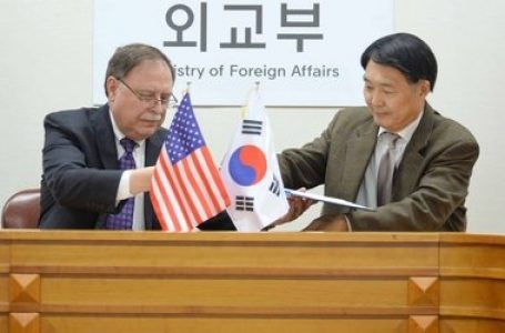 【速報】「韓国と協議が決裂すれば在韓米軍を撤収可能」
