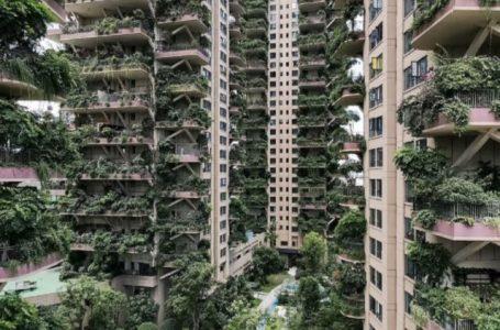 【画像】廃墟強国の中国が世界崩壊後のディストピアを表現