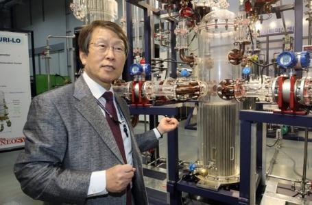「韓国の技術で5年以内に原子力潜水艦開発可能」