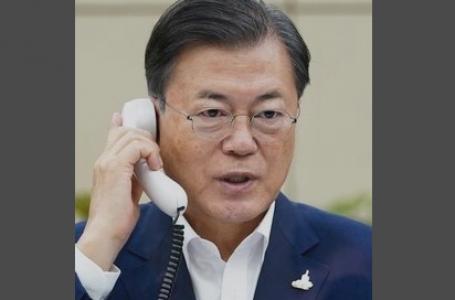 菅首相「韓国との電話会談?面倒くせー。後回しで」w