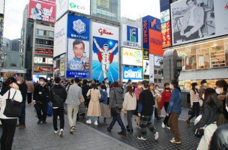 大阪で全国最多490人「怖い」ミナミでも不安の声