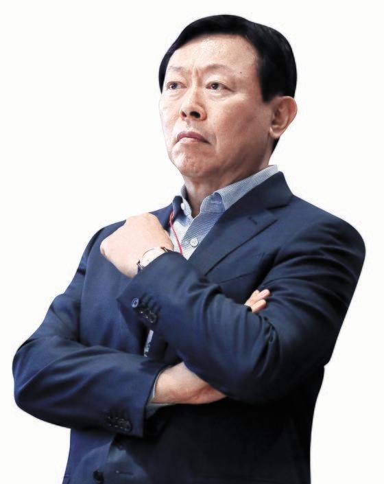 辛東彬ロッテグループ会長