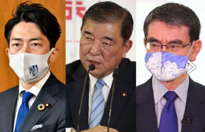 河野太郎氏が率いる「小石河連合」が意外とうまく行っておらず支持率が伸び悩んでいると関係者が暴露 1