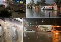 【動画あり】ニューヨーク市が歴史的な大雨に襲われる。激しい洪水により北東部全域に非常事態宣言/NY市の地下鉄は停止または間引き運転/市長は市民に避難を呼びかけた 7
