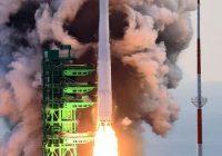 【速報】韓国初の国産ロケット失敗w 5