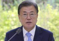韓国文在寅の与党が不正疑惑で支持率暴落w 10